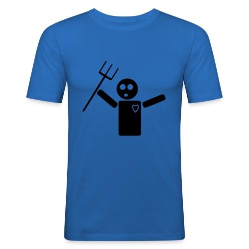 Zombie Dance - Männer Slim Fit T-Shirt
