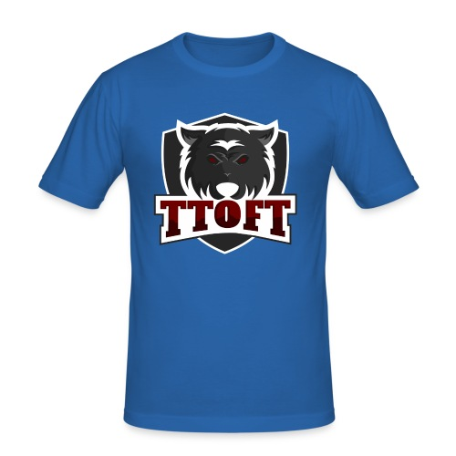 TTOFT MERCH - Herre Slim Fit T-Shirt