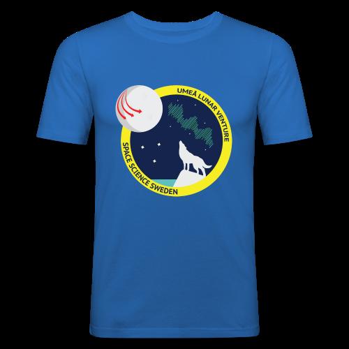 ULV - Umeå Lunar Venture - Slim Fit T-shirt herr