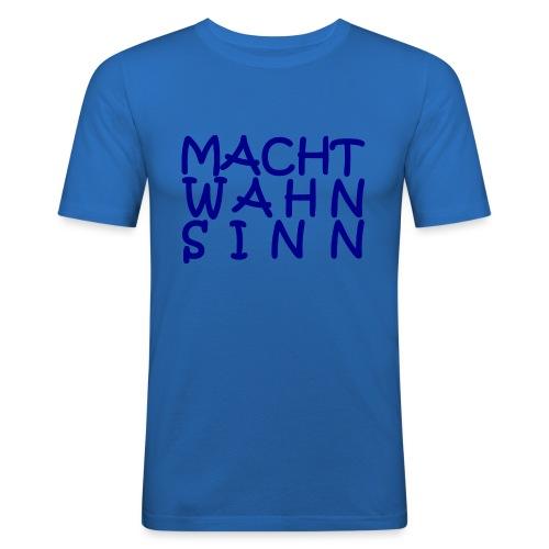 WORTKunstwort 21.1 - Männer Slim Fit T-Shirt
