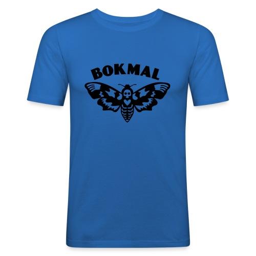 BOKMAL - Slim Fit T-shirt herr