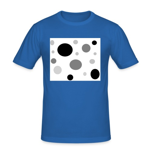 k0601laaw-png - Obcisła koszulka męska