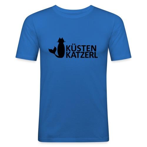 Küstenkatzerl - Männer Slim Fit T-Shirt