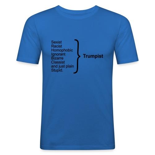 Trumpist - Men's Slim Fit T-Shirt