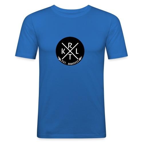 KRTL Original Brand - Mannen slim fit T-shirt