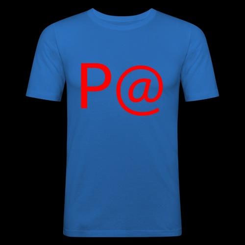 P@ rot - Männer Slim Fit T-Shirt