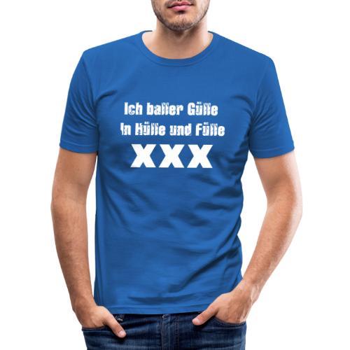 Landwirt.com - Männer Slim Fit T-Shirt