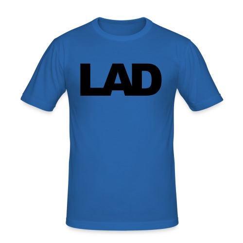 lad - Men's Slim Fit T-Shirt