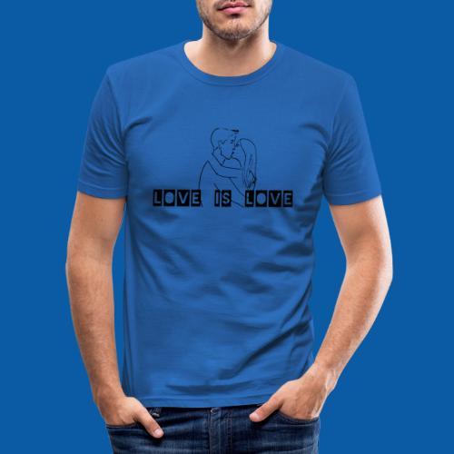 Hetreo Edition - Männer Slim Fit T-Shirt