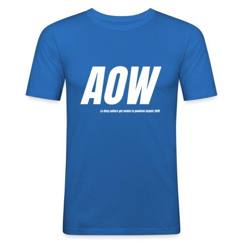 AOW 2021 #2 - T-shirt près du corps Homme