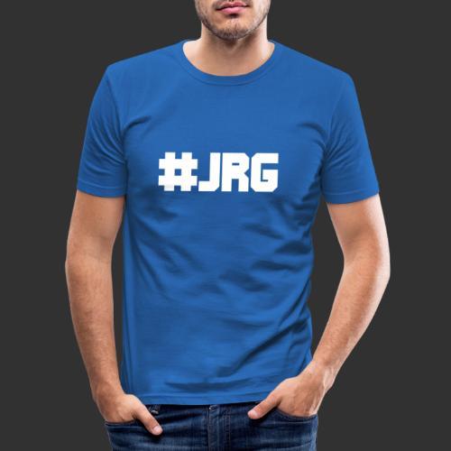 JRG cap - Mannen slim fit T-shirt