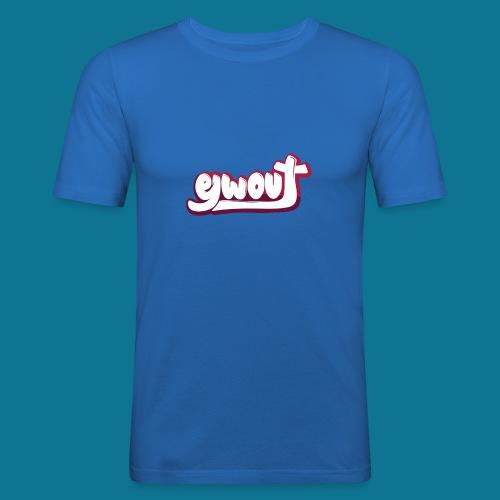 T-shirt (tienermaten) - slim fit T-shirt