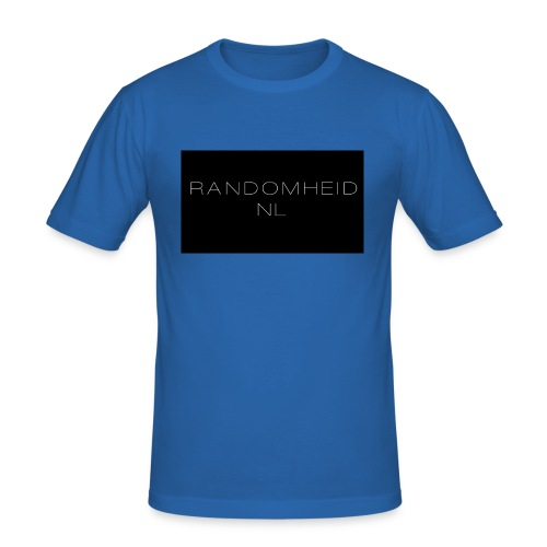 RandomheidNL knuffelbeer - slim fit T-shirt