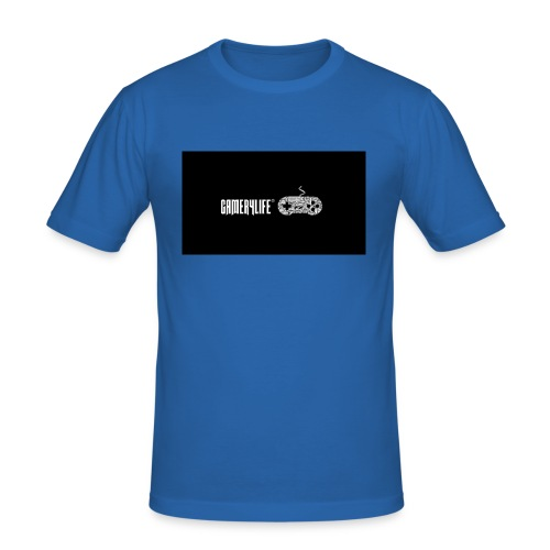 The Gamer4Life T-Shirt - Männer Slim Fit T-Shirt
