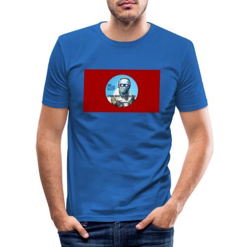 Match 2.0 - Slim Fit T-shirt herr