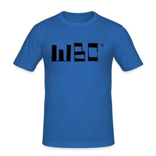 wbc2 simplex - Slim Fit T-skjorte for menn