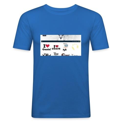 Unbenannt - Men's Slim Fit T-Shirt