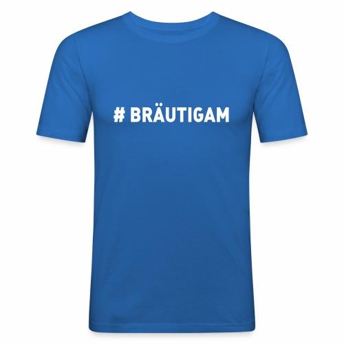 Braeutigam - Männer Slim Fit T-Shirt