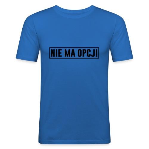 NMO - Obcisła koszulka męska