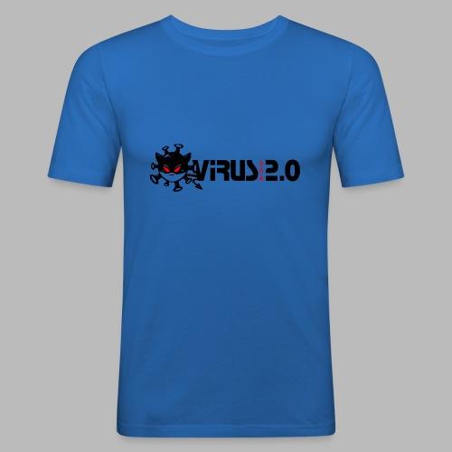 VIRUS 2.0 - T-shirt près du corps Homme