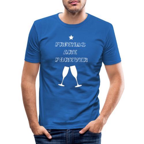 Friends forever - Camiseta ajustada hombre