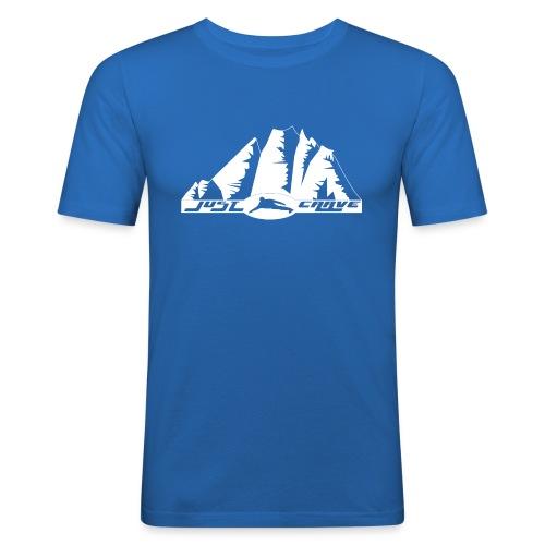 Berg 2014 - Männer Slim Fit T-Shirt