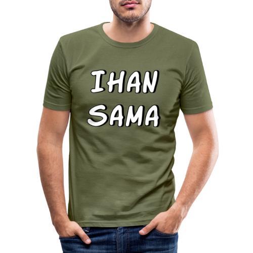 Ihan sama 2 - Miesten tyköistuva t-paita