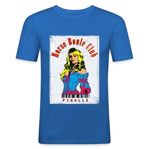 illustre 22 - T-shirt près du corps Homme