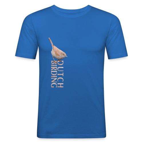 AWG T shirt - Mannen slim fit T-shirt