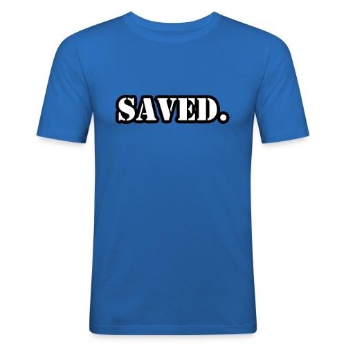 saved12 - Männer Slim Fit T-Shirt