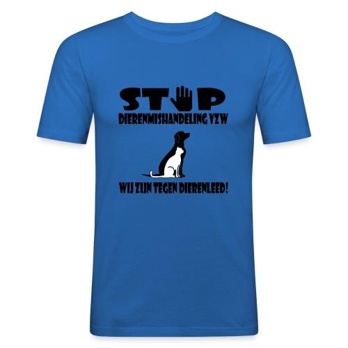 sd vzw - Mannen slim fit T-shirt