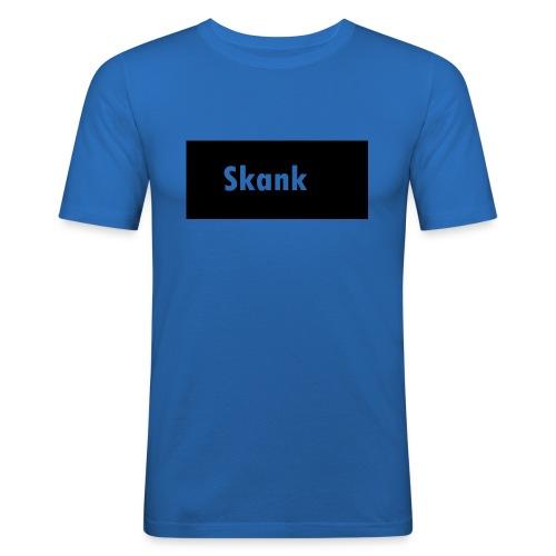 Skank design - Men's Slim Fit T-Shirt