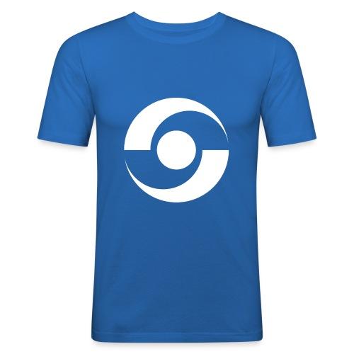 Logo Newtiteuf - T-shirt près du corps Homme