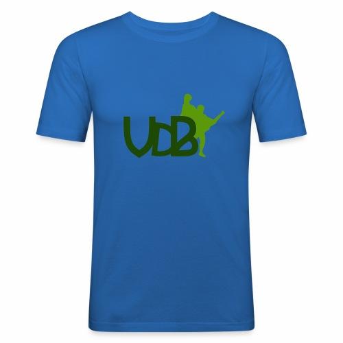VdB green - Maglietta aderente da uomo