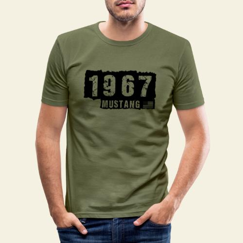 1967 - Herre Slim Fit T-Shirt