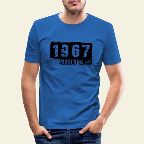 1967 - Herre Slim Fit T-Shirt