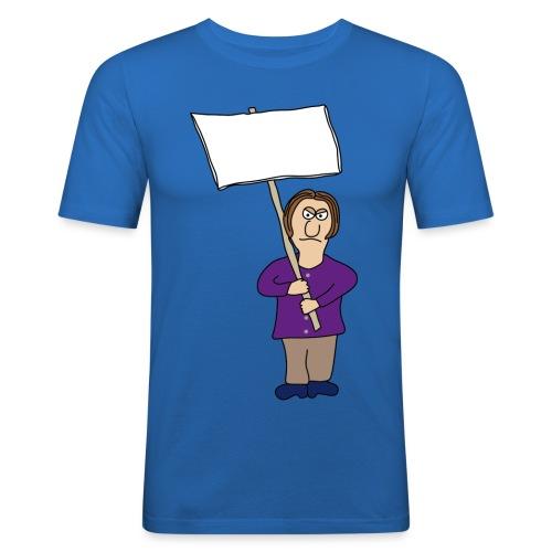 Protest - Männer Slim Fit T-Shirt