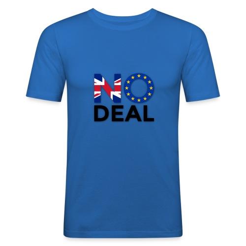 No Deal - Men's Slim Fit T-Shirt