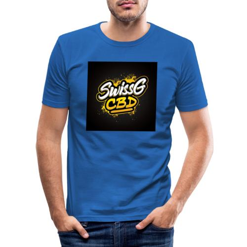 E53B0D4D E4F1 4620 A0A4 9B9C25AF5F0B - Männer Slim Fit T-Shirt