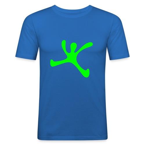 SportHose - Männer Slim Fit T-Shirt