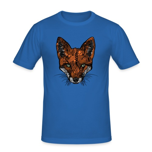 Fox - Slim Fit T-skjorte for menn
