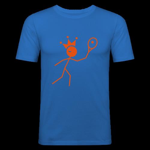 Tenniskoning - slim fit T-shirt