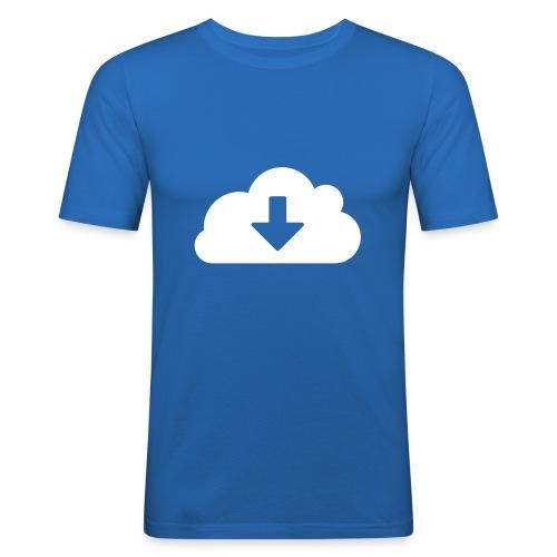 Alles nur gCloud? - Männer Slim Fit T-Shirt