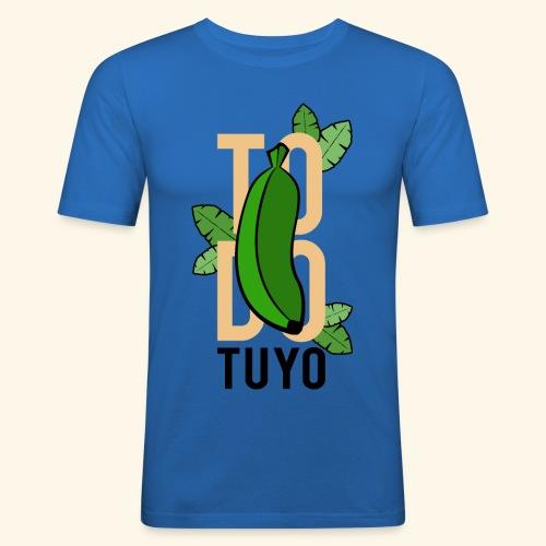 Camiseta Platanera TODO TUYO (LAVAINA) - Camiseta ajustada hombre