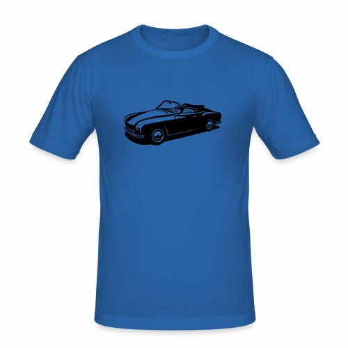 OldtimerCabrio 14 (1c) - Men's Slim Fit T-Shirt