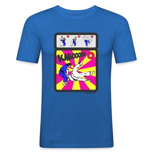 ippon acabat400 png - Camiseta ajustada hombre