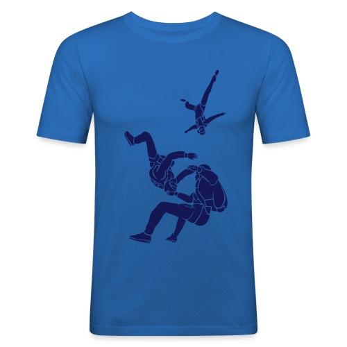Zerofreefly - Men's Slim Fit T-Shirt