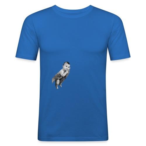 verändert das Meer für färbigen Stoff - Männer Slim Fit T-Shirt