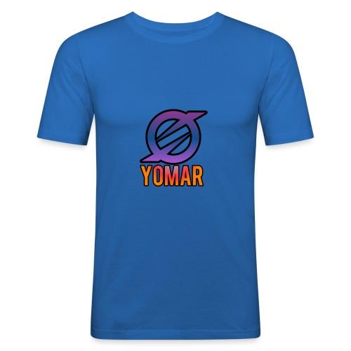 YOMAR - Men's Slim Fit T-Shirt