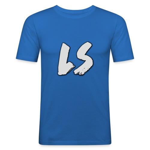 ls logo - slim fit T-shirt